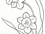 Drawing Of Spring Flowers Line Drawings Of Snowdrops Google Search Flower Outlines