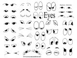 Drawing Of the Eyes and Label Drawing Helps for Eyes Mouths Faces and More Party Matthew