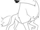 Drawing Of Wolf Step by Step Learn How to Draw Arctic Wolf From Animal Jam Animal Jam Step by