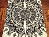 Drawing Patterns Tumblr Mandala Zentangle Doodle Drawing Moleskine Illustration