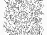 Drawing Picture Of Flower Vase Pichers Of Flowers Unique Best Vases Flower Vase Coloring Page Pages