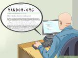 Drawing Randomizer 4 Ways to Randomize Wikihow