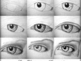 Drawing Realistic Eyes Tutorial 108 Best Eyes Images Drawing Techniques Drawing Faces Sketches
