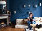 Drawing Room Paint Color Ideas Drawing Room Blue Farrow and Ball Drawing Room Blue