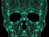 Drawing Skull and Crossbones Circuit Skull My Obsession In 2019 Pinterest Skull Circuit