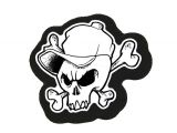 Drawing Skull and Crossbones Skull and Crossbones Badboy Sticker In 2018 Products Pinterest