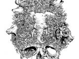 Drawing Skulls Book Pin Od Zeta Triszka Na Kolorowanki Drawings Coloring Pages I
