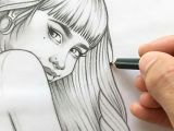 Drawing the Girl You Like I M Almost Always Drawing Don T forget if You Want Me to Draw