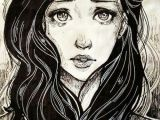 Drawing the Girl You Like You Said that You Love Me now I M Crying because Your Love Was