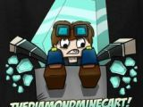 Drawing Things Blindfolded Dantdm 16 Best Minecraft Images the Diamond Minecart Tdm Minecraft