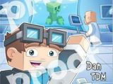 Drawing Things Blindfolded Dantdm 36 Best Dantdm Birthday Party Images Minecraft Crafts Bricolage