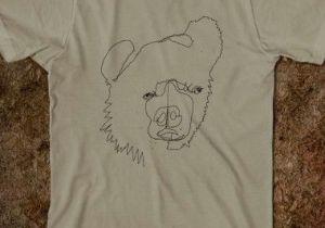 Drawing Things Shirt Bair Tee 25 99 Things to Wear Pinterest Printing
