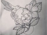 Drawing Traditional Flowers Image Result for Neo Traditional Hummingbird Tattoo Pinterest