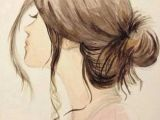 Drawing Tumblr Paint Gallery for Girl Tumblr Hair Drawing Aes Artsy Drawings Art