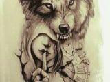 Drawing Tumblr Wolf Frisches Wolf Tattoo Vorlagen Kostenlos Stile Magazin