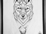 Drawing Tumblr Wolf Znalezione Obrazy Dla Zapytania Geometric Wolf Malunky Pinterest