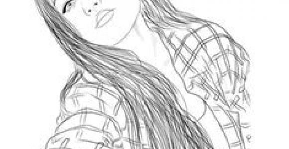 Drawing Tumblr Woman 137 Best Tumblr Girl Outlines Images Pencil Drawings Tumblr