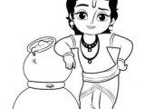 Drawing U K G Easy Drawing Of Lord Krishna Crafty Inspiration Krishna Krishna