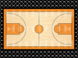 Drawing Up Basketball Plays Basketball Court Diagrams for Drawing Up Plays and Drills