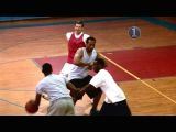 Drawing Up Basketball Plays How Pick and Roll In Basketball by Tracey Murray Youtube