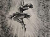 Drawing W Charcoal Ballerina Drawing Fine Art original Charcoal Drawing Shop Online
