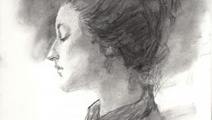 Drawing W Charcoal Moriah Q Age 14 Master Drawing Study with Art From Jeremy Lipking