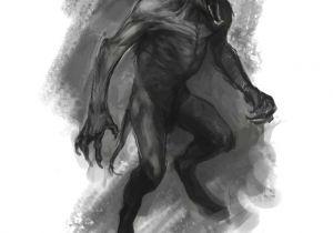 Drawing Were Wolf Death Reserve Werewolf by Vonkreep1313 On Deviantart Werewolf