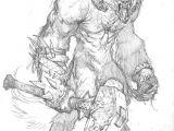 Drawing Were Wolf Steve Prescott Werewolf Pinterest Arte Dibujo Personajes and