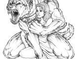 Drawing Were Wolf Werewolf Sketches Google Zoeken Wolf Pinterest Lobisomem