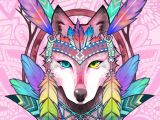 Drawing Wolf Chibi Pin Od Kokos Kokosek Na Wolves W 2018 Wolf Art I Drawings