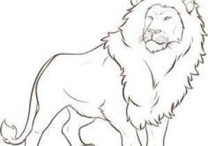 Drawing Wolves for Beginners How to Draw A Cartoon Lion Step by Step Drawing Tutorials for Kids