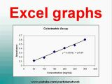 Drawing X Y Graph How to Plot A Graph In Excel Video Tutorial Youtube
