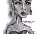 Drawing Zendaya Celebrity Of the Month Project Zendayamonth Please Tag Zendaya so