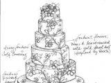 Drawings Easy Cake 31 Best Wedding Cake Sketches Images Cake Sketch Wedding Cake