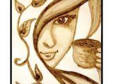 Drawings Easy Coffee 47 Best Coffee Painting Images Coffee Painting Coffee Art Latte Art