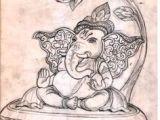 Drawings Easy Ganesh 258 Best Ganesh Art Images Ganesha Art Baby Ganesha Buddha