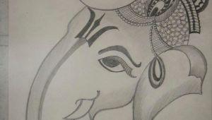 Drawings Easy Ganesh Lord Ganesha Drawing Google Search Creativity Penci