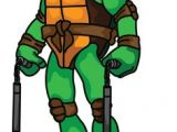 Drawings Easy Ninja How to Draw Raphael From Ninja Turtles Step by Step Camp Crafts