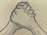 Drawings Of A Handshake Anatomy Of A Handshake Ballpoint Sketch Jack Darby Love In