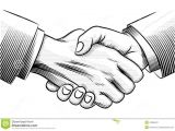 Drawings Of A Handshake Sketch Handshake Download From Over 35 Million High Quality Stock