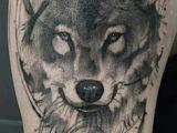 Drawings Of A Wolf Tattoo Die 1220 Besten Bilder Von Wolf Tattoos In 2019 Tattoos Of Wolves