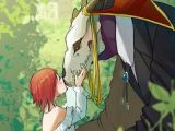 Drawings Of Anime Dragons Pin by Carla Od On La Novia Del Mago Pinterest Anime Manga and