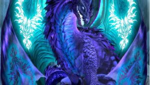 Drawings Of Blue Dragons Omen by Ruth Thompson Click to Buy the Print Tattoos Dragon