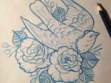 Drawings Of Doves and Roses 88 Best Dove Tattoo Images Birds Pretty Tattoos Tatoos