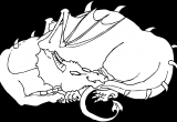 Drawings Of Dragons Clipart Free Dragon Line Cliparts Download Free Clip Art Free Clip Art On