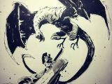 Drawings Of Dragons Fighting Killer Piece Of Fantasyart by One My Favorite Instagram Artists