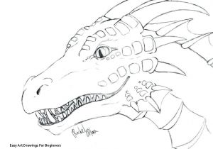 Drawings Of Dragons for Beginners Easy Art Drawings for Beginners Chinese Dragon Easy Drawing at