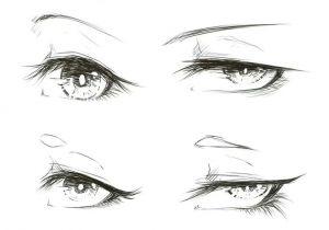 Drawings Of Eyes In Klicke Um Das Bild Zu Sehen Alles In 2019 Drawings Anime