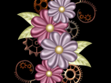 Drawings Of Flower Borders Floral Frames Borders Corners Pinterest Scrapbook