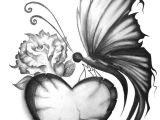 Drawings Of Flowers with butterflies butterfly by Tresdiasdegracia On Deviantart My Tattoo Page